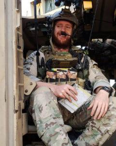 Staff Sergeant, Dylan J. Elchin