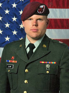 Ryane Clark, U.S. Army, SPC, KIA